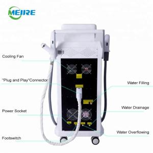 China OPT SHR IPL Nd YAG Laser Beauty Equipment Esthetician Machines on sale