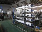 2 equipos del tratamiento de aguas del RO de la etapa para la preparación del agua para la industria de las bebidas