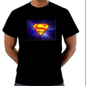 China Hot sale el t shirt on sale
