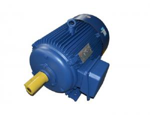 China 3 Phase Electric High Efficiency AC Motor , 2 Pole Asynchronous Cooling Fan on sale