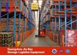 ラッキングのシステム・ロジスティックス装置の OEM の倉庫の頑丈な鋼鉄ドライブ