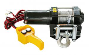 China electric ATV winch 2500lbs on sale