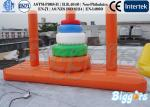 China Funny Inflatable Water Game For Adults' Interaction , Swimming pool Inflatable Water wholesale