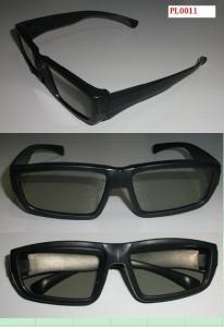 China La circular plástica antiarañazos polarizó los vidrios 3D para el OEM/el ODM del cine on sale