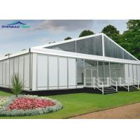 Outside 6x6 Small Garden Marquee Wedding Tent Customized Size