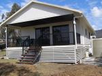 High Quality Quick Assembly Beautiful 1 Bedroom Prefab Homes 24m2 Modern Prefab Homes
