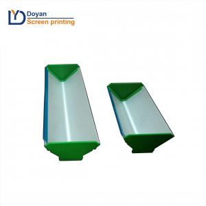 China Aluminum Emulsion Scoop Coater for screen printing on sale