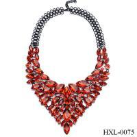 New Fashion Vintage Gem Statement Women Collar Necklace Clothing Accessories