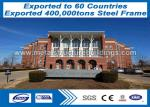 custom steel structures formed building steel hot Sell sell well in Bucharest