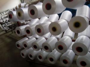 China Ne6 / Ne3 Ring Spun Thread Yarn Customized For High Speed Sewing Machine on sale