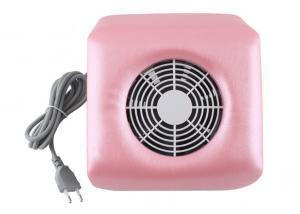 China Nail Art Equipment Nail Dust Collector , Salon Acrylic UV Gel Nail Polish Dryer Machine on sale