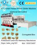 China Machine à sous automatique de verrouillage pneumatique d'impression de carton de lubrification avec des pompes à engrenages wholesale