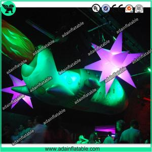 China Concert Hanging Decoration, Concert Lighting Decoration, Inflatable Star Model on sale