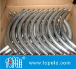 UL Listed 90 Degree EMT Conduit And Fittings Pre-galvanized Steel EMT Conduit Elbows