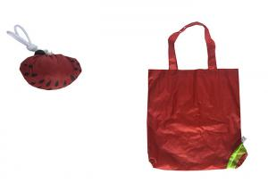 China Eco Polyester Reusable Shopping Bag Folds Into Itself Animal Shape on sale