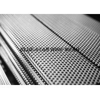 Perforated Filter Stainless Steel Filter Wire Mesh High Temperature Resistance