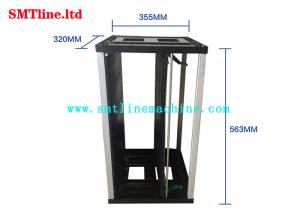 China Anti - Static SMT Line Machine With Unloader Frame / PCB Automatic Board ESD Magazine on sale