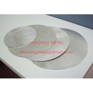 China aluminium circles on sale