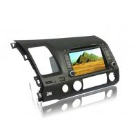 China Touch Screen Auto Radio DVD Player with GPS, AM, FM, USB, SD, TV, Antenna for Honda-CIVIC on sale