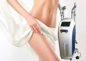 China 4 Heads IPL Elight Rf Nd Yag Laser Beauty Skin Removal Device IPL Laser Hair Removal Machine on sale