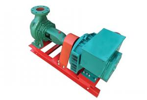 China 20kw Brushless Excitation Hydroelectric Generator on sale