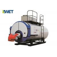 High Efficiency Gas Oil Fired Steam Boiler, 5 T/H Oil Fired Residential Boilers