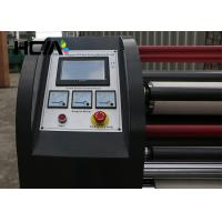 High Definition Commercial Roll To Roll Heat Press Machine High Speed