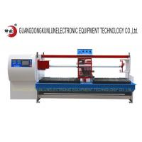 High Accuracy Semi Auto BOPP Tape Cutting Machine For PVC And Foam Tape