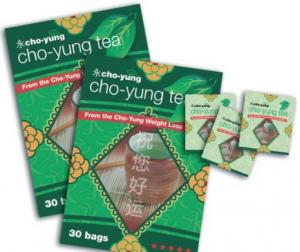 China All Natural Male Weight Loss Detox Slimming Tea Cho-Yung 30 Tea Bags on sale