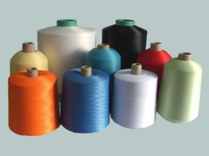 China hilados de polyester teñidos droga del 100% FDY on sale