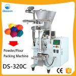Machine à emballer arrière complètement automatique de lait en poudre de joint de la grande vitesse DS-320C et d'impression de date