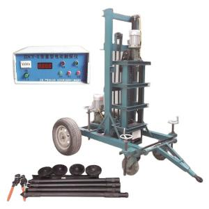 China C126 Electric spt test equipment for Standard Heavy Duty Penetration test machine on sale