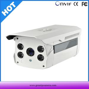 China IR Waterproof HD 1080P small outdoor IP 80 meter distance network camera on sale