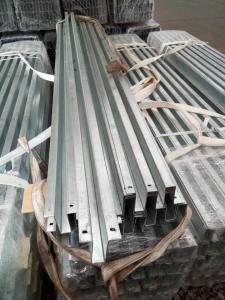 China High Performance Solar Panel Roof Mounting Systems In Galvanized Steel / SUS 304 on sale