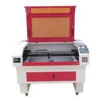 9060 Laser Engraving and Cutting Machine / Raycus Portable Fiber Laser Engraving Machine