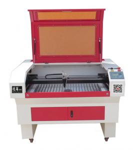 China 9060 Laser Engraving and Cutting  Machine /  Raycus Portable Fiber Laser Engraving Machine on sale