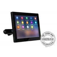 10.1 Inch Car Headrest Advertising Dispaly 3G Wifi Ultra Thin LED Digital Signage Remote Control