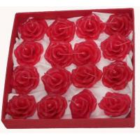2011 Gift Box of flower Candle & beautyfly candle & gift wax
