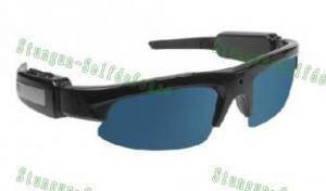 Quality Mini câmera escondida dos óculos de sol com controlo a distância for sale