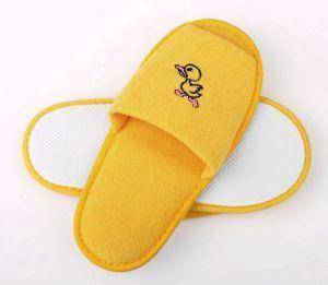 China Yellow Duck Indoor Slipper on sale