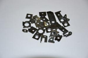 China Cemented Tungsten Carbide Tips Power Tool Parts Use ISO9001 2008 Certified on sale