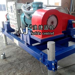 China VFD Decanter Centrifuge in Drilling Mud Process System and Solids Control Equipment and Separate equipment on sale