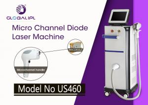 China Professional 808nm Diode Laser Soprano XL Hair Removal Microchannel Device on sale