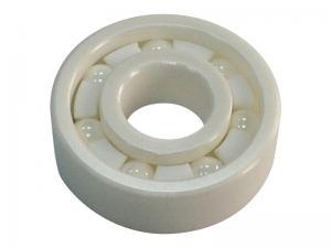 China Medical Devices Ceramic Ball Bearings , 6202 E Hybrid Ceramic Ball Bearings on sale
