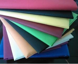 China eco-friendly PET spunbond nonwoven fabric on sale