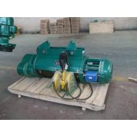 Famous Brand ISO/FEM CD/MD model China Widely Used 2t,5t,10t electric hoist