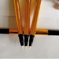 Fashion Design Plastic Two Faced Eyeliner Hot Stamping Custom Sizes ISO
