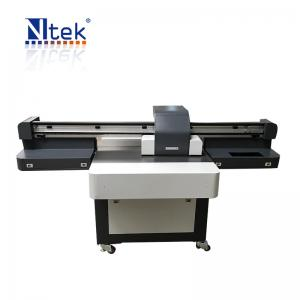 China Ntek YC6090 UV Printer Small Size UV Flatbed Printing Machine for Glass, Ceramic Tile, Wood, Acrylic, Metal, Card,Bottle on sale