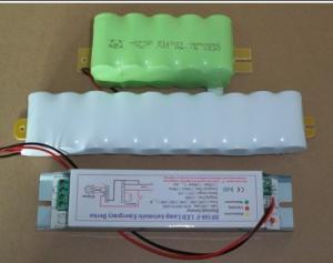 China DC 100V - 280V Led Emergency Lighting Conversion Kits EMC RoHS With Energy Saving on sale