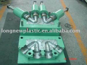 China plastic pipe fitting on sale